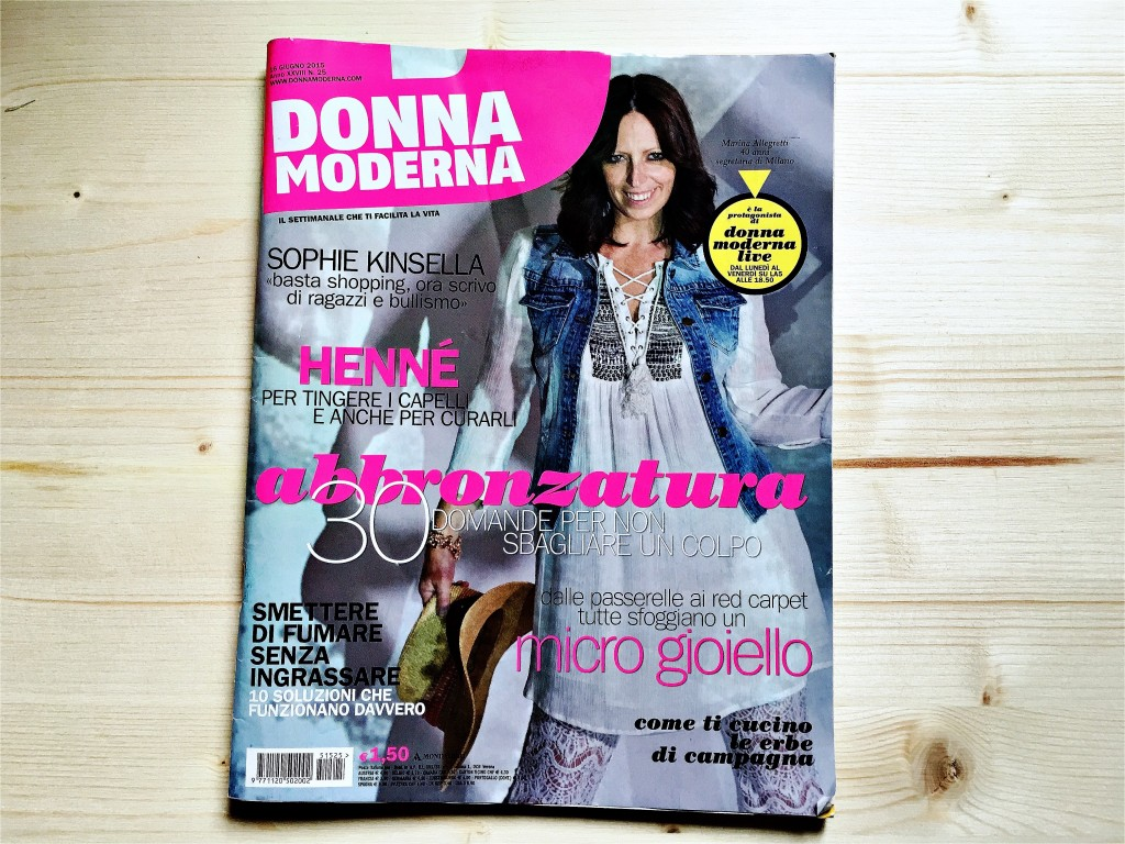 Donna Moderna 2015
